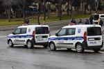 Post Patrul Xidmətinin avtomobilləri, arxiv şəkli