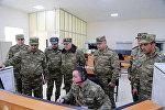 Помощник президента Азербайджана Фуад Алескеров и Министр обороны генерал-полковник Закир Гасанов посетили воинские части, дислоцированные в прифронтовой зоне