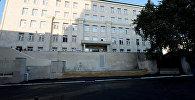 Здание средней школы номер 189-190 в Сабаильском районе Баку