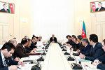 Коллегия в Министерстве экономики Азербайджана