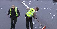 ABŞ-ın İllinoys ştatında oyun avtomatları üçün pul daşıyan avtomobil qəzaya düşüb
