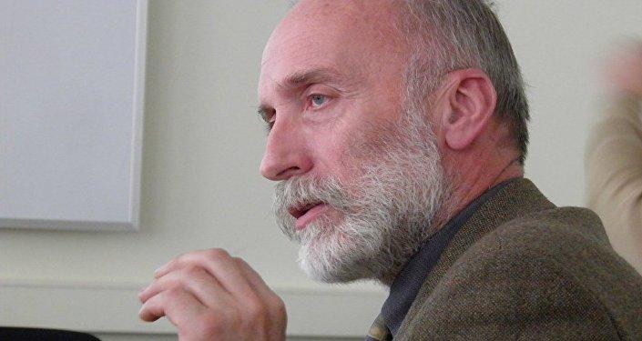Профессор Российской академии наук Николай Шербаков