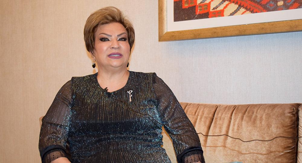 Afaq Bəşirqızı