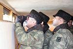 Министр обороны посетил подразделения на передней линии