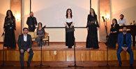 В Музейном центре отметили 25-летие Бакинского муниципального театра