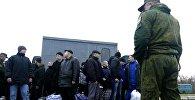 Украинские пленные, фото из архива