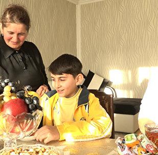 Семья азербайджанца – уроженца Казахстана верит в успех на Ты супер!