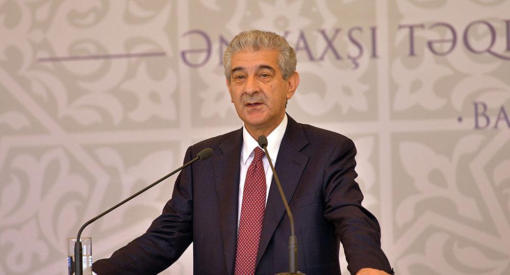 Правящая партия Азербайджана выдвинула Алиева кандидатом впрезиденты