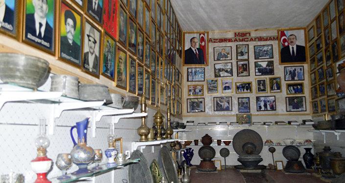 Xırmandalı Kənd Mədəniyyət Evində muzey