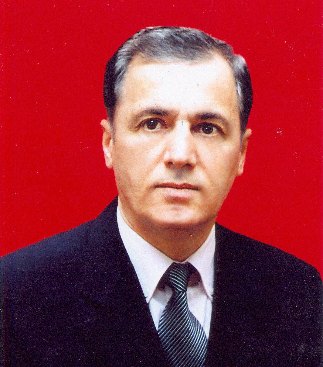 Kimya üzrə fəlsəfə doktoru Rəsul Əhmədov