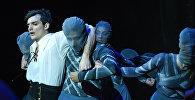 Репетиция балета Гойя на сцене Азербайджанского государственного академического театра оперы и балета