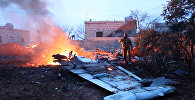 Российский самолет Су-25 сбит в субботу в сирийской провинции Идлиб
