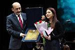 Гюльнар Алфидатлы наградили президентской премией
