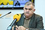 Politoloq, təhlükəsizlik məsələləri üzrə ekspert Arzu Nağıyev