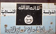 Эмблема Исламского государства, фото из архива