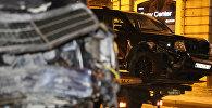 Авария в Насиминском районе Баку
