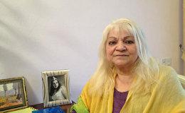 Актриса Зярнигяр Агакишиева