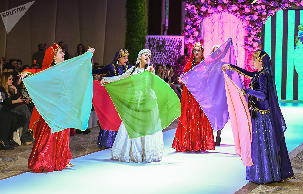 Beauty Fashion Show Семь красавиц