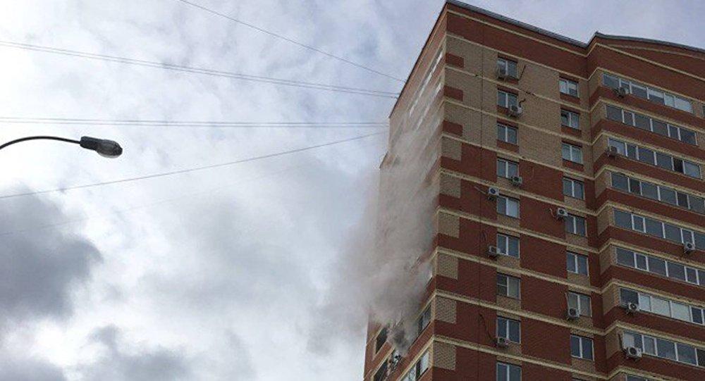 Число погибших пожара вдоме наСалмышской возросло до 5-ти
