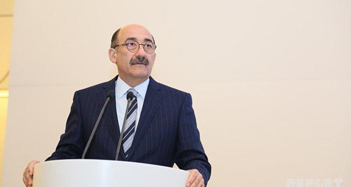 Министр культуры и туризма Абульфас Гараев