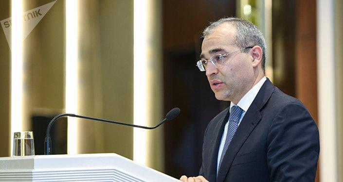 Министр налогов АР Микаил Джаббаров