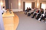 Зимняя школа азербайджанского мультикультурализма