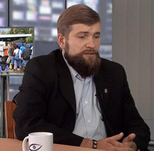 Политолог и эксперт РИСИ Денис Мальцев