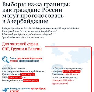 Выборы Россия 2018