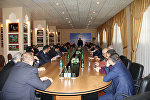 В Учебно-образовательном Центре Вооруженных Сил при совместной организации Министерства Обороны и Совета Прессы состоялась встреча с представителями ведущих медиа страны