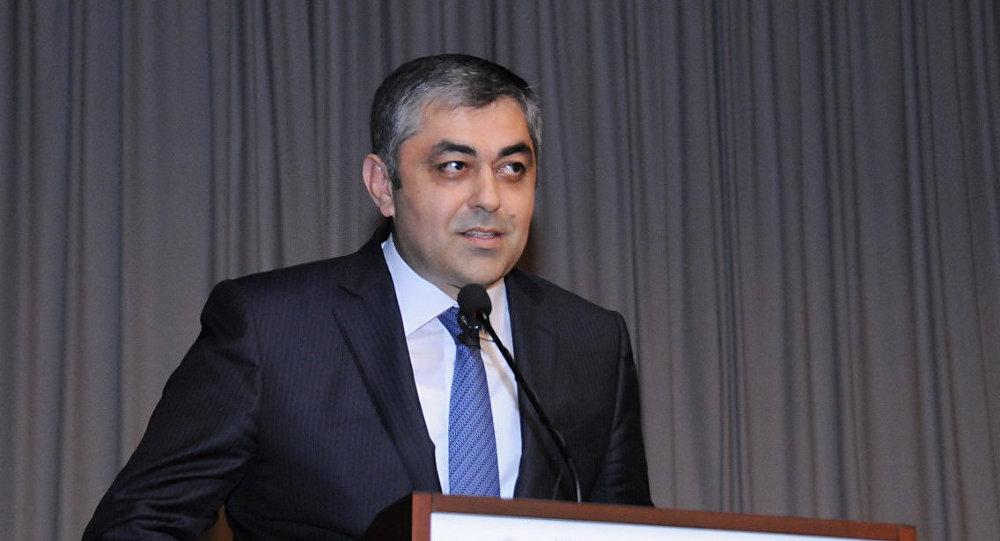 Министр транспорта, связи и высоких технологий Азербайджана Рамин Гулузаде