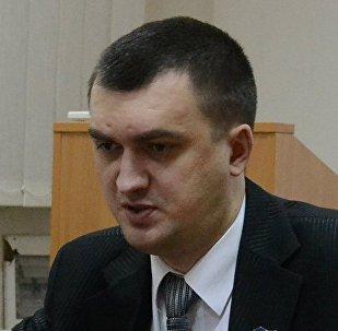 Инженер Департамента информатики ASEM Константин Склифос