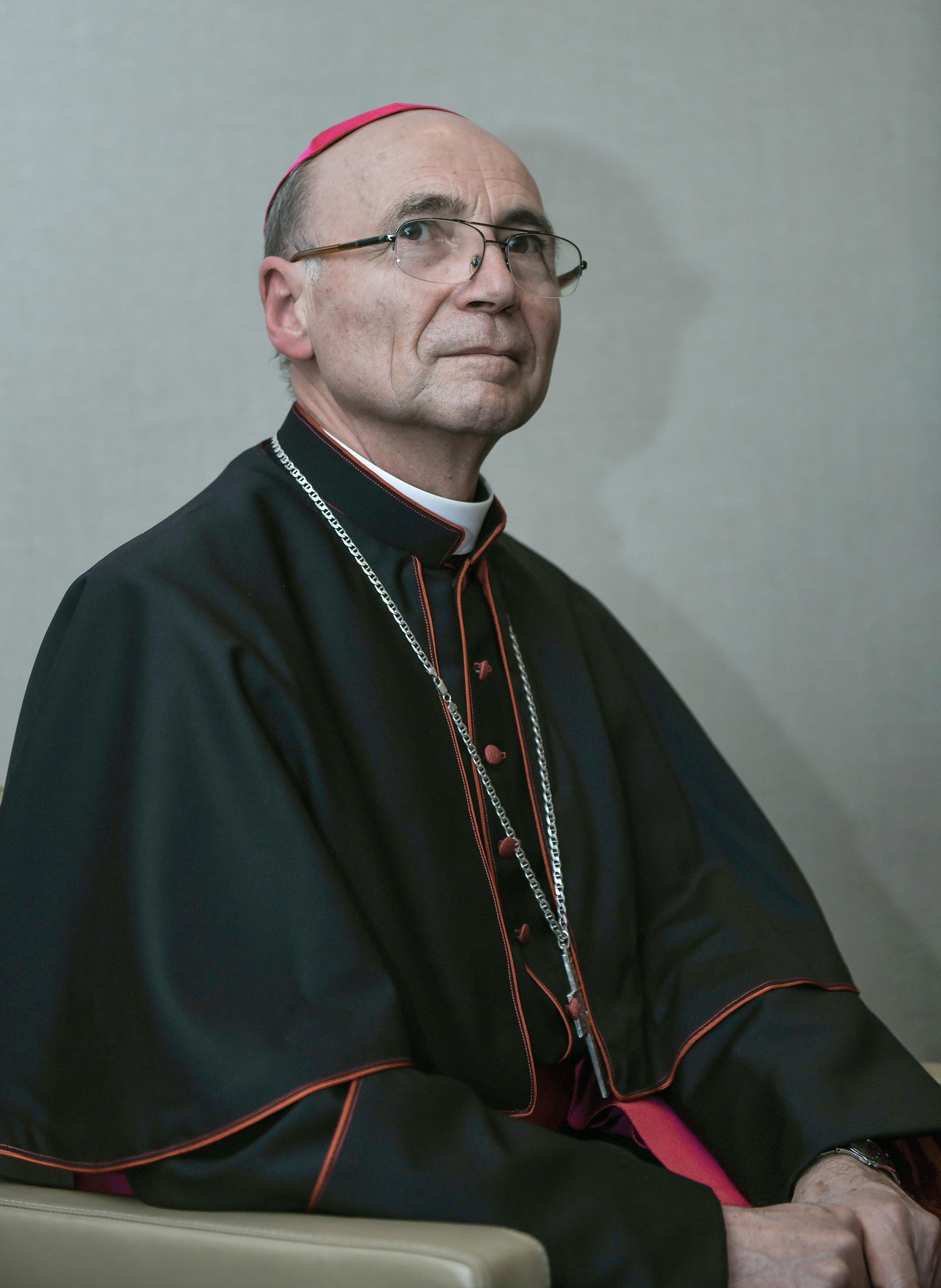 Епископ Владимир Фекете
