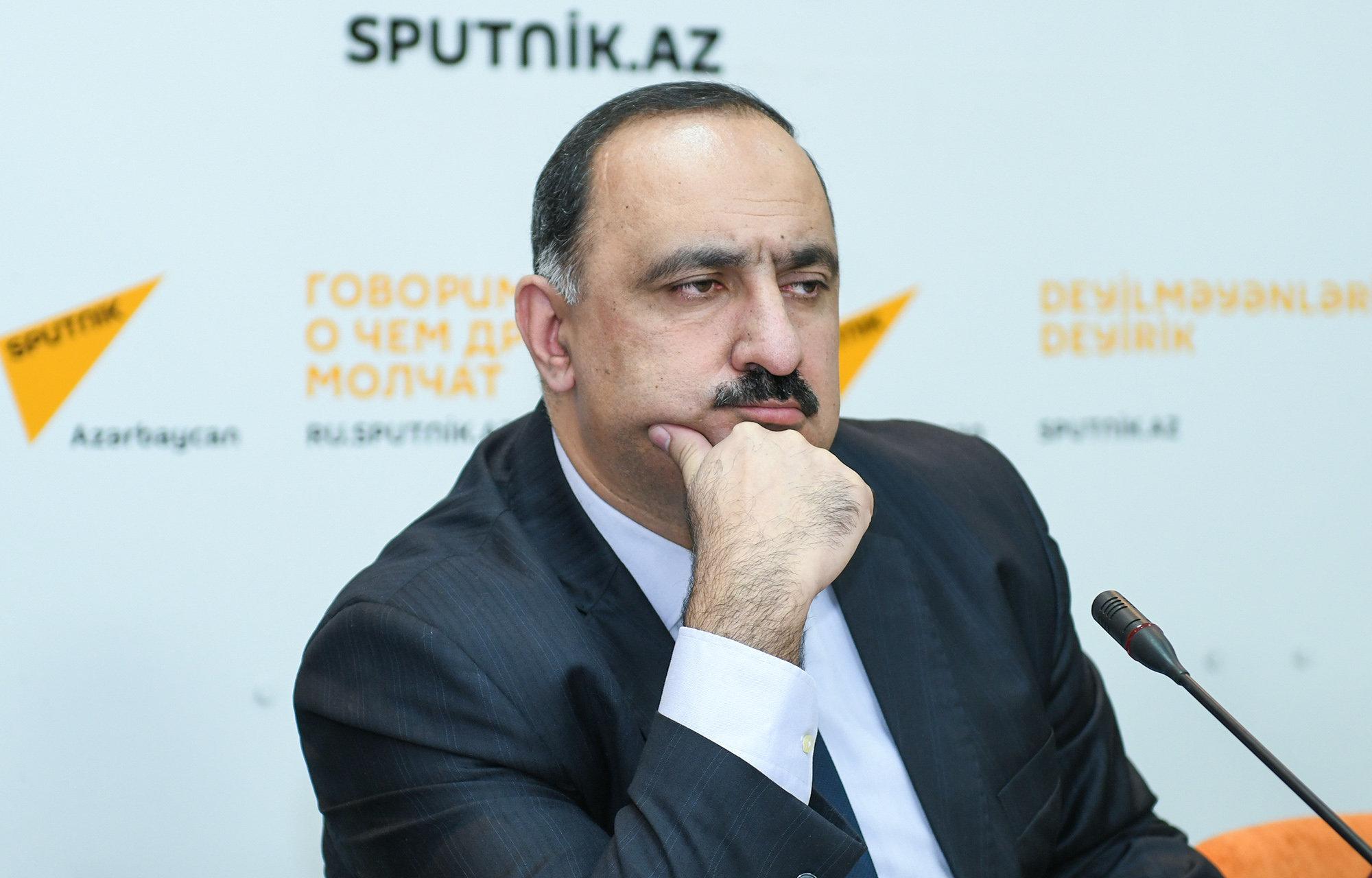 Доктор философии по истории Ильгар Нифталиев