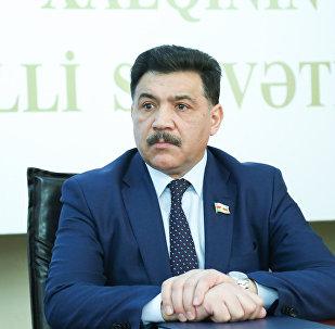 Milli Məclisin İqtisadi siyasət, sənaye və sahibkarlıq komitəsinin üzvü Aydın Hüseynov