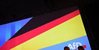 Открытие конгресса партии Альтернатива для Германии