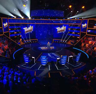 LIVE: Международный вокальный конкурс Ты супер на НТВ