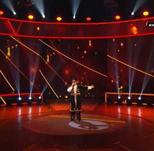 Азербайджанец исполнил песню Бейбутова в Москве