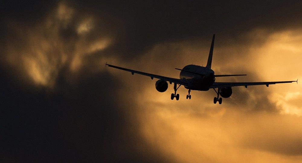 ВИране потерпел крушение самолёт