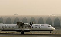 Самолет авиакомпании Aseman Airlines