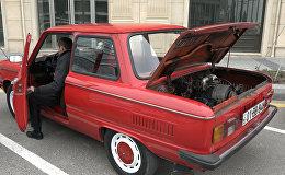 От Баку до Губы на советском Запорожце: владелец гордится своим авто