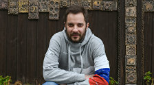 Российский писатель Александр Цыпкин