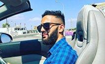 Известный российский блогер азербайджанского происхождения Гусейн Гасанов