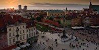 Исторический район Варшавы, Польша