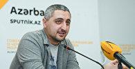 Азербайджанский кинооператор Рауф Гурбаналиев