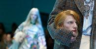На модном показе бренда Gucci в Милане