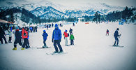 Дидвели: как выглядит одна из лучших горнолыжных трасс Бакуриани