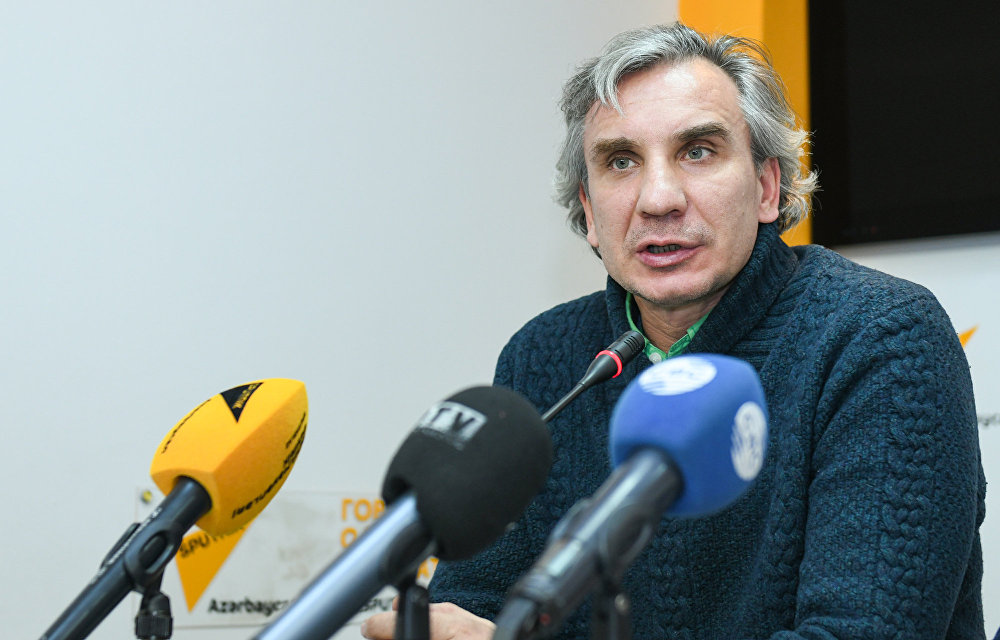 Депутат Госдумы Ирек Зиннуров