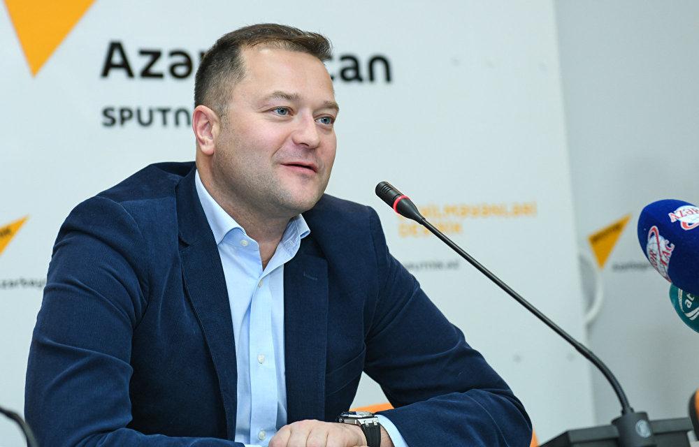 Директор Института актуальной экономики Никита Исаев
