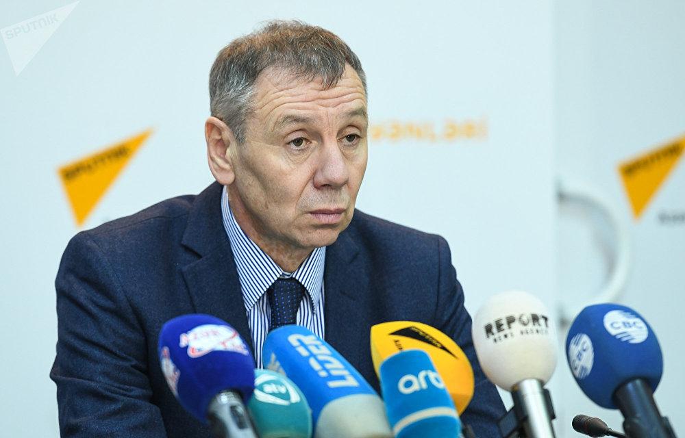 Российский политолог, генеральный директор НП Институт политических исследований Сергей Марков