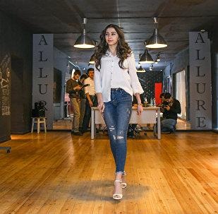Miss & Mister Grand Azerbaijan gözəllik müsabiqəsinin ikinci seçim turu